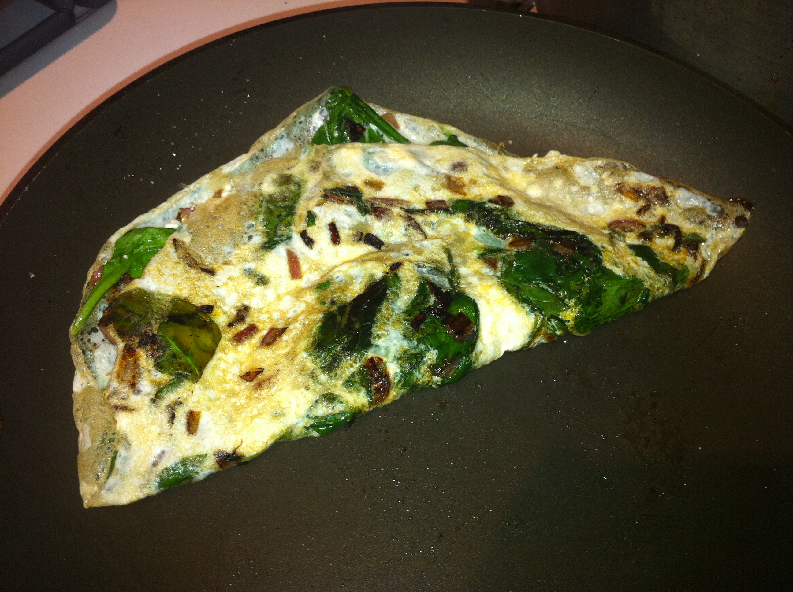 Mushroom, Spinach And Feta Omelet Recipes — Dishmaps