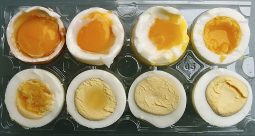 How Long Is A Boiled Egg Good At Room Temperature
