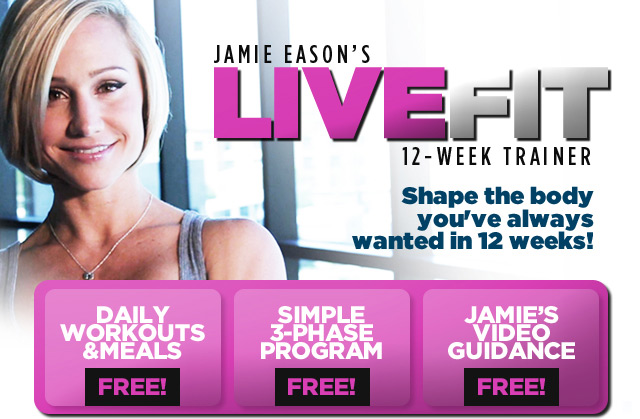 Final Review of Jamie Eason's Live Fit Trainer (Final Week & Overall Results/Review)!