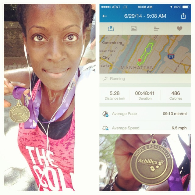 Training for the NYC Marathon: My Month 1 Experience (July) (2/6)